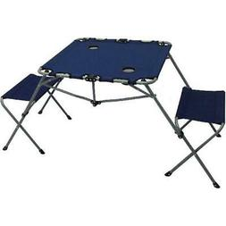 2 in 1 steel camping chair