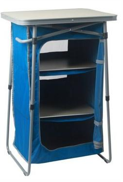 Camping Gear Cooking Equipment Supplies Storage Food Table C