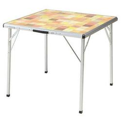 Coleman Outdoor Folding Table Portable Hiking Furniture Camp