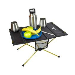 Folding Camping Lightweight Table Aluminum Legs Bluff Portab