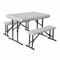 Stansport Heavy Duty Picnic Table and Bench Seat SKU: 616