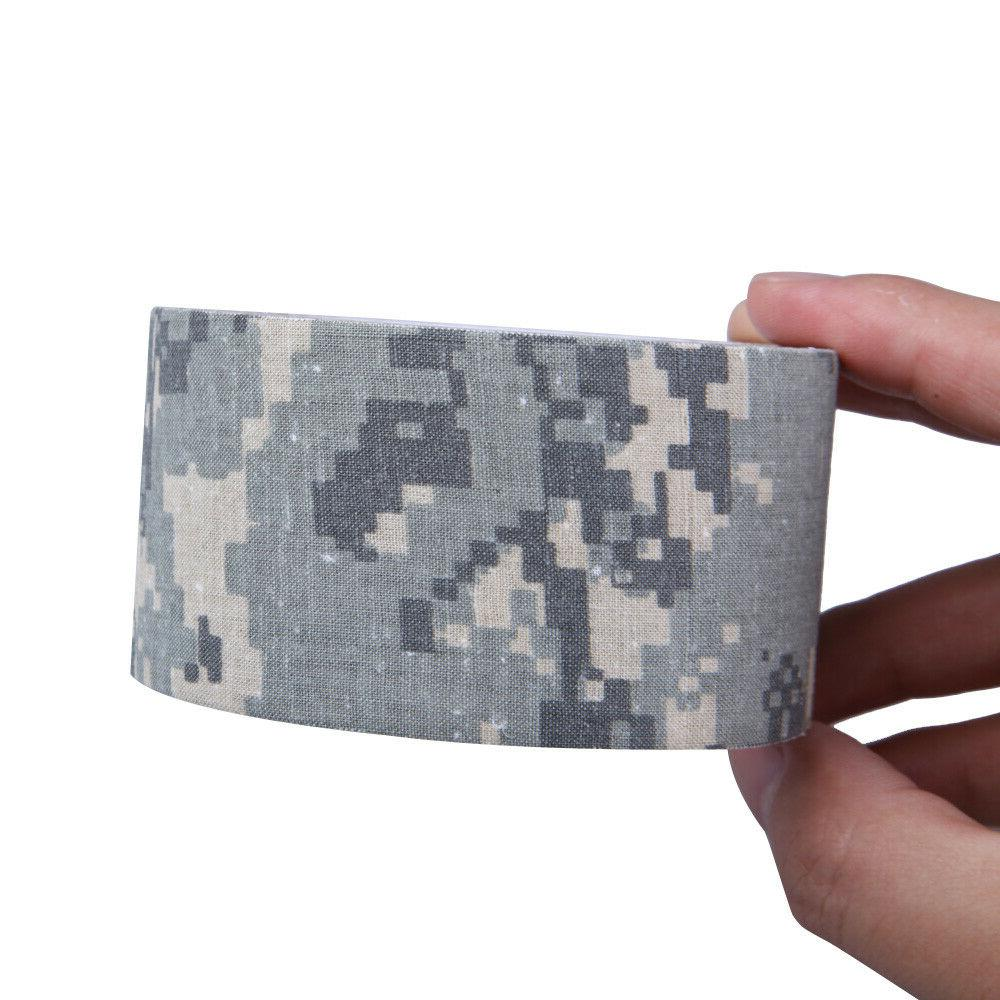 5CMx5M ACU Outdoor Forest Hunting Camping Tape Waterproof