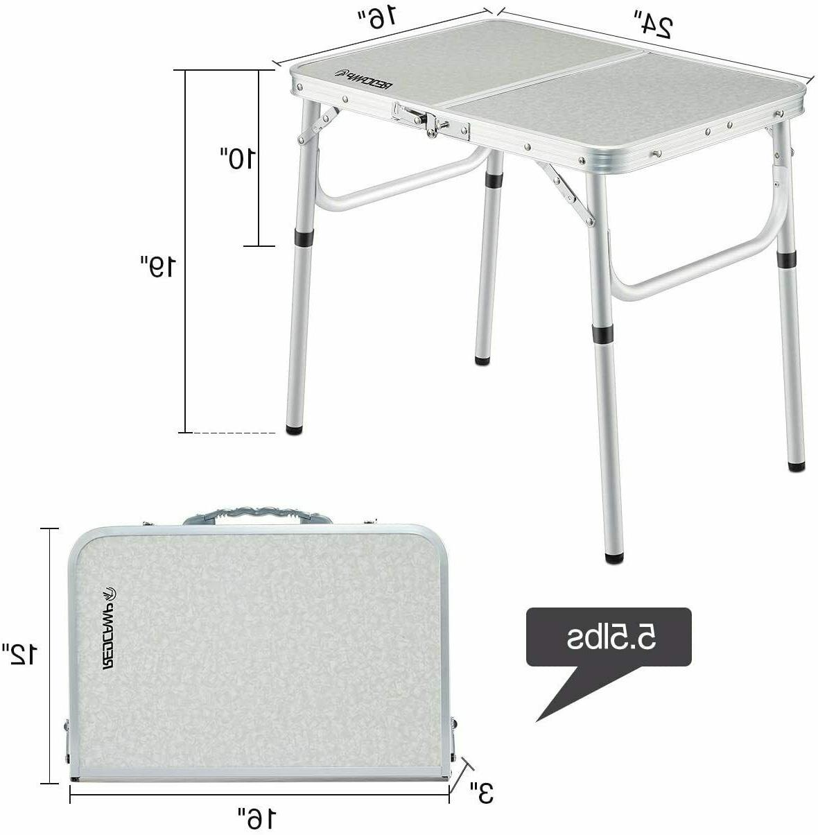 Table White 2 Foot