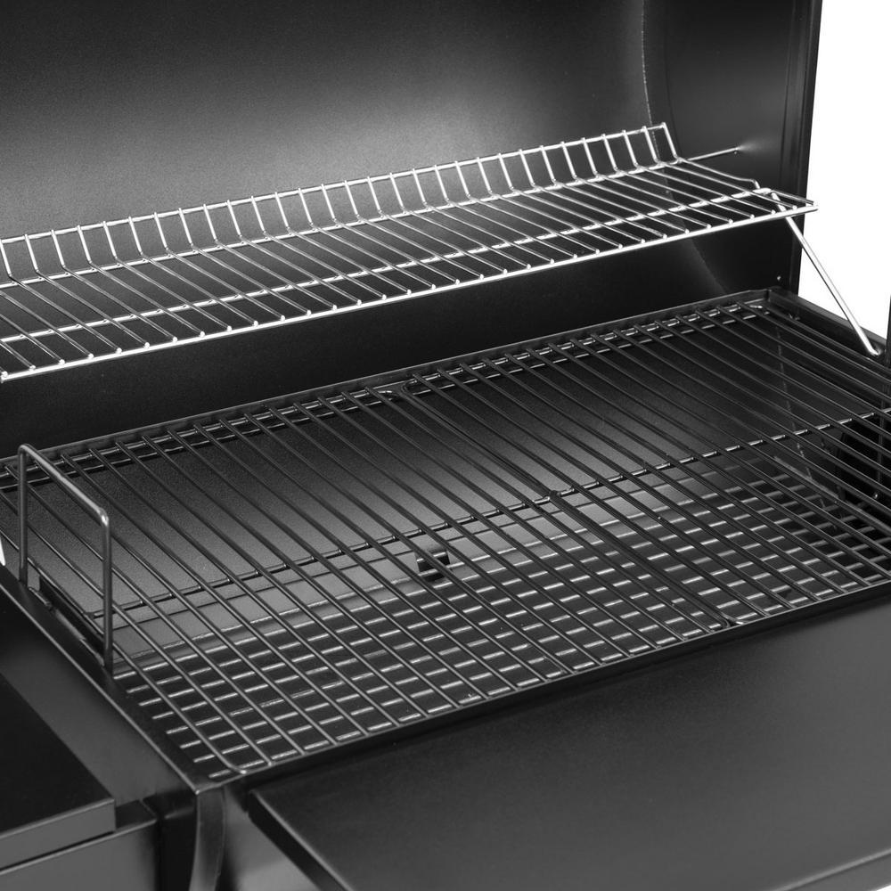 Charcoal Grill Smoker With Portable
