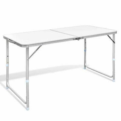 foldable camping table aluminum portable camping table