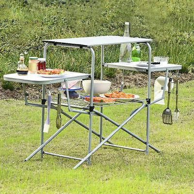 Foldable Kitchen Folding BBQ