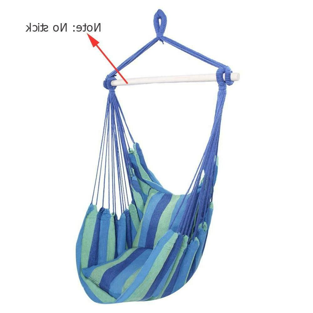 Garden Hammock Hanging Chair Swing Seat Patio