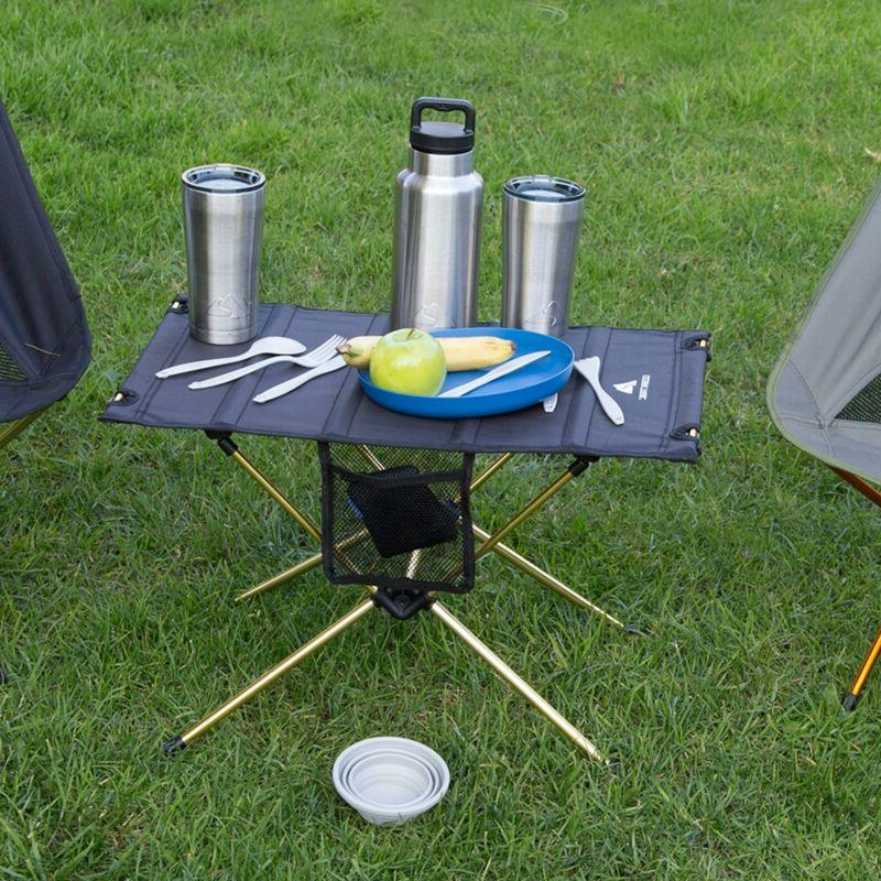 Compact Camp Table, 2 Pack,