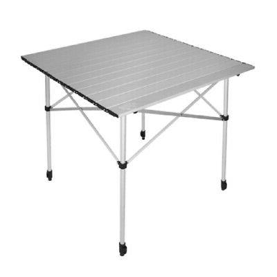 legs aluminum roll table