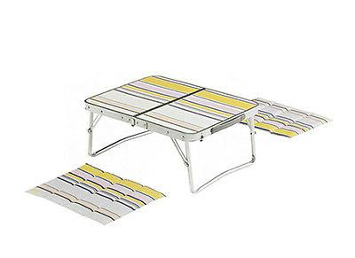 picnic mini table set outdoor folding camping