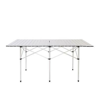 portable camping table folding table with aluminum