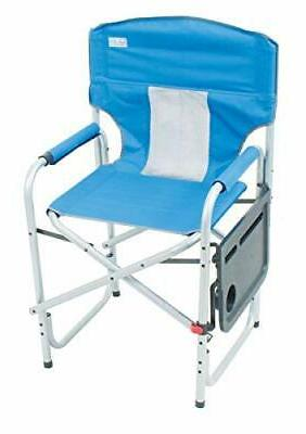 Outdoor Director's with Table for Camping Light