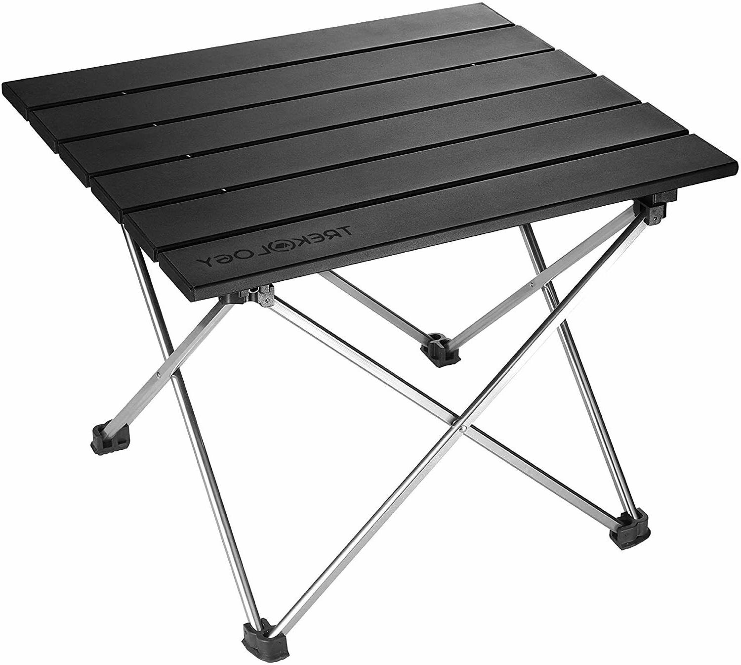 small folding camping table portable beach table