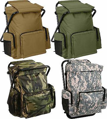 Travel Backpack with Stool Combo Pack