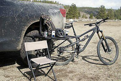 Vehicle Travel Tailgating and Work Table