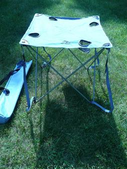NEW ALPS Mountaineering Portable Folding Camp Table for Picn