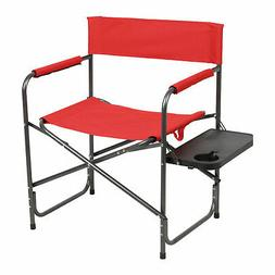 outdoor portable folding camping directors chair