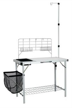 Ozark Trail Portable Camp Kitchen and Sink Table