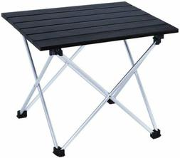 Outdoor Lightweight Folding Table Portable Camping Table wit