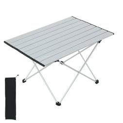 Portable Camping Table,Small Ultralight Folding Table with A