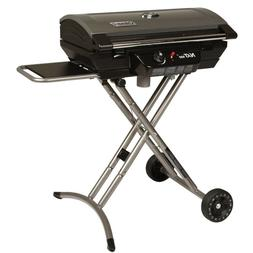 Portable Grill Propane Gas Traditional Side Table Outdoor BB