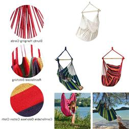 Portable Travel Camping Hanging Hammock Outdoor Swing Yard G