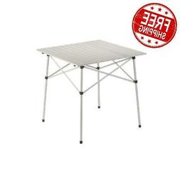 Table Camping Folding Picnic Portable Outdoor Aluminum Ultra